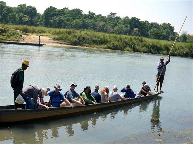 [春节]<尼泊尔加德满都-蓝毗尼-奇特旺-博卡拉-纳加阔特9天深度全景游>2人包车中导加都/博卡拉4星含丛林大象探险/独木舟观鸟无购物含小费
