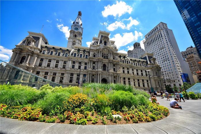 【首发】#鸿运必胜#费城漫步-老首都的浮光掠影【多图】_费城游记