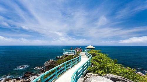 海南海口-三亚-西岛-天涯