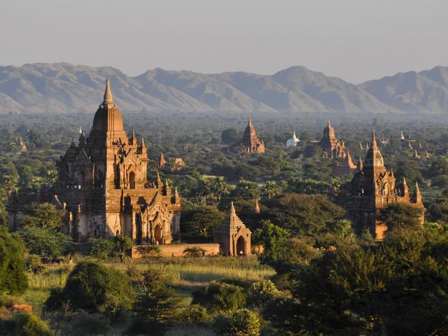 缅甸仰光-维桑海滩5晚6日游 正点航班,赠送wifi,0自费