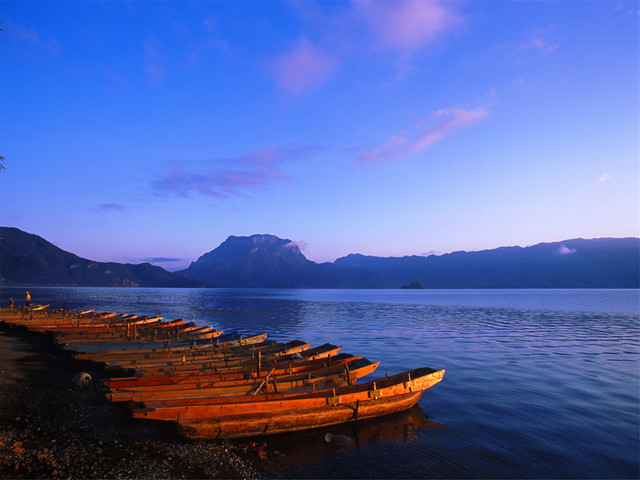 丽江泸沽湖2日往返车位