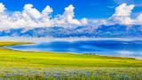 Sayram Lake in Xinjiang