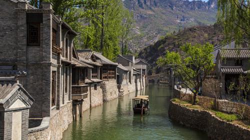 北京古北水镇古北之光温泉度假酒店2-3日自驾游
