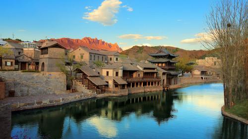 北京-古北水镇水镇之家2-3日自驾游