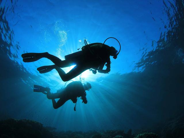 <菲律宾 长滩岛体验潜水 可选多种套餐>(3个场次可选 +中文教练+私家潜点+水下免费拍摄+照片即时可取)