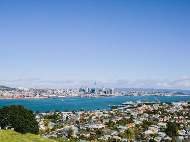 <新西兰北岛 奥克兰至德文波特Devonport往返渡轮票(自行前往)>