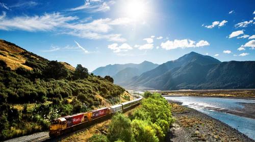 新西兰环南北岛14日游