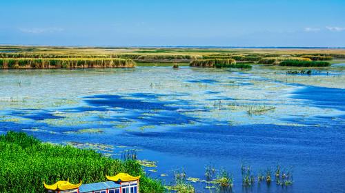 新疆库尔勒博斯腾湖1日游