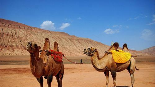 鄯善沙漠+吐鲁番+火焰山