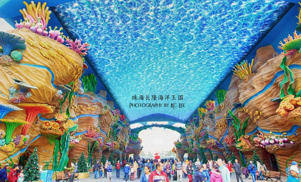 广州长隆野生动物园-欢乐世界-珠海长隆海洋王国3日游>玩转双长隆