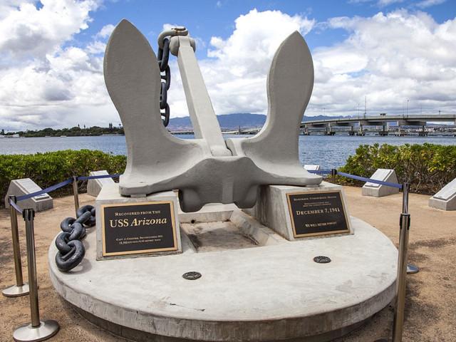 珍珠港纪念公园