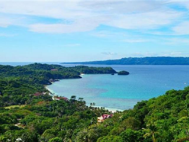 <菲律宾长滩岛直升机空中环岛观光游>中文服务 长滩岛自由行