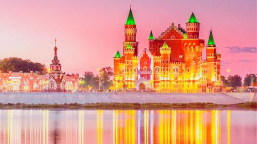 俄罗斯莫斯科+圣彼得堡