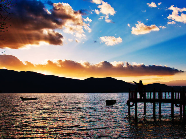 JEEP浪漫侠恣驾滇西北-大理丽江泸沽湖自由的手机攻略菜鸟世界我图片