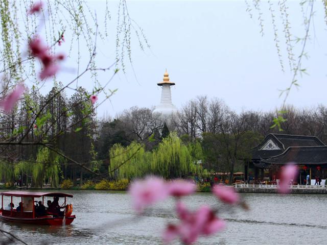 """<扬州瘦西湖景区-大门票>随买随用 扬州瘦西湖门票  景点必玩有""""园林之盛,甲于天下""""之誉"""