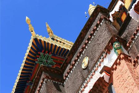 <西藏拉萨-羊卓雍措-卡若拉冰川-日喀则-珠峰大本营3日游>后藏风情