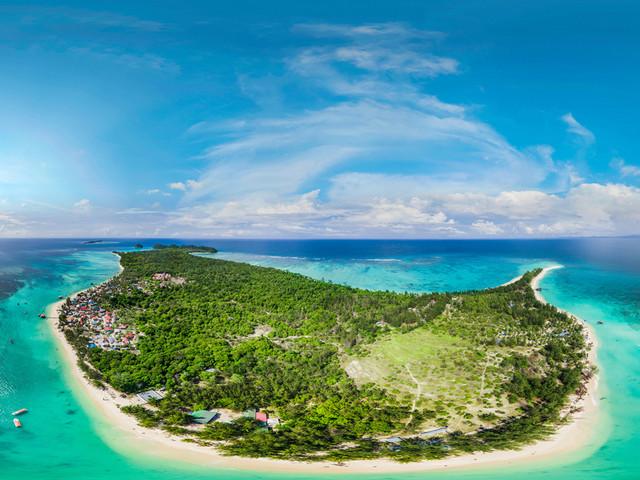 美人鱼岛浮潜一日游  私人沙滩 马来西亚旅游