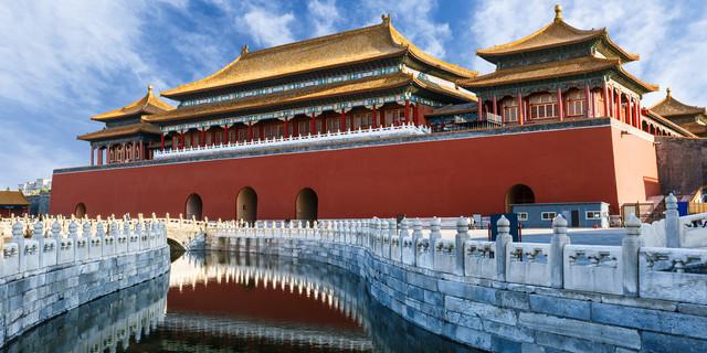 北京天安门广场故宫八达岭长城长城一日游五图攻略旅游制作图片