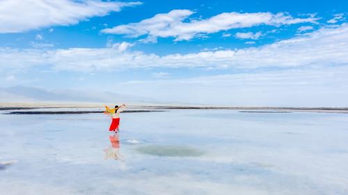 青海湖-二郎剑-茶卡盐湖