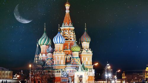 俄罗斯莫斯科+谢尔盖耶夫镇+圣彼得堡9日游
