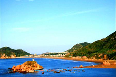 <嵊泗列岛2日游>1晚名悦度假酒店海景房  含沙滩门票手环及南浦大桥出发车船联票