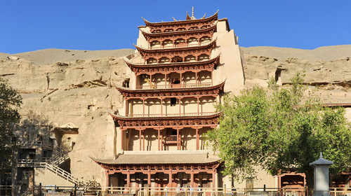 Mogao Grottoes of China