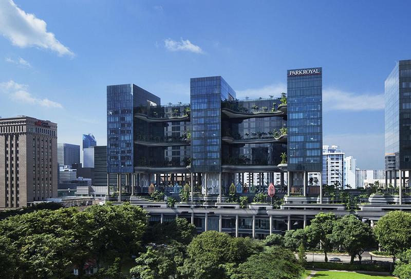 新加坡居所 充满设计感的项目房地产开发酒店设计管理案例图片