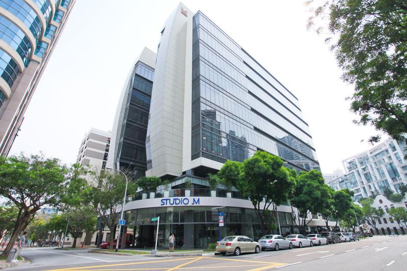 新加坡酒店 充满管理感的方针加强建筑设计设计中建筑居所图片