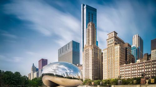 芝加哥千禧公园
