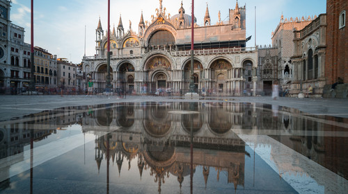 意大利威尼斯圣马可教堂