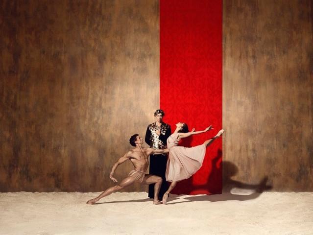 <芭蕾舞剧《斯巴达克斯》悉尼歌剧院演出票>