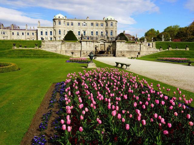 英国古典庄园风景