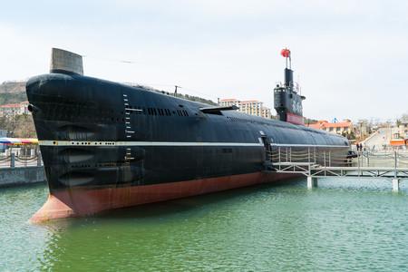 <大连旅顺-潜艇博物馆-白玉山1日游>纯玩0购物,含午餐,乘船出海喂海鸥