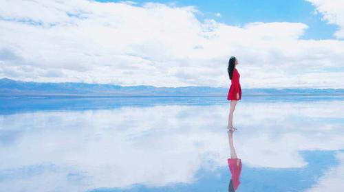 青海湖+茶卡+张掖丹霞+敦煌莫高窟+鸣沙山双高8日游