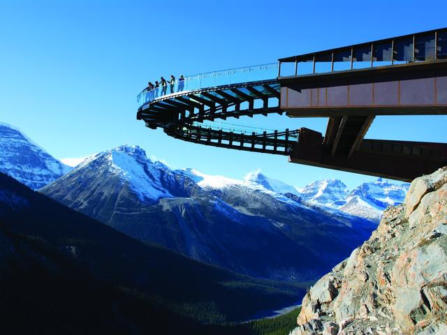 <加拿大落基山脉哥伦比亚冰原天空步道(Glacier Skywalk)>门票