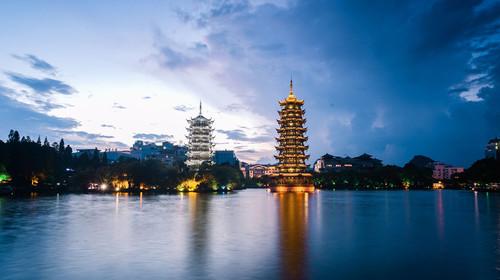 桂林两江四湖风景区