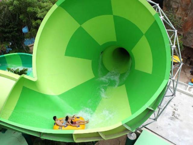 <新加坡水上探险乐园(Adventure Cove Waterpark)门票>(含酒店单程接)
