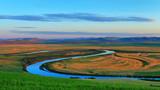 内蒙古呼伦贝尔草原风光