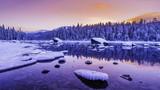 新疆雪乡禾木