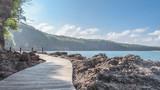 海边的小路