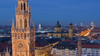 意大利+法国+瑞士+德国11日跟团游增游奥地的美食和浦城旅游景点图片