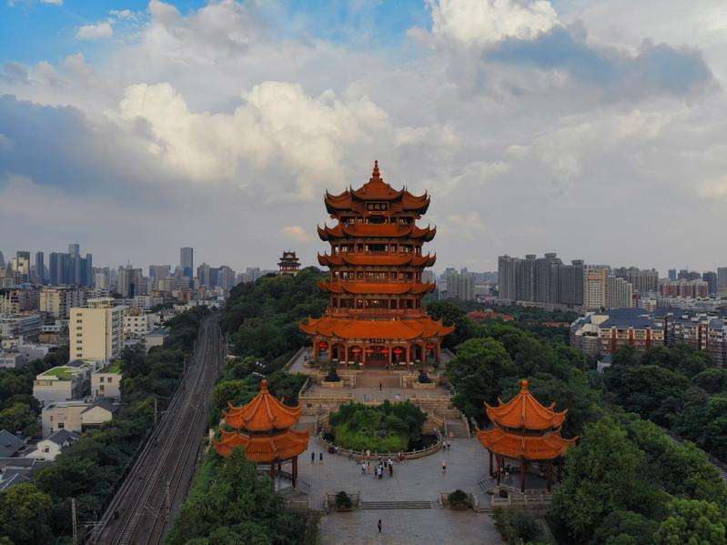 攻略城,一栋塔,一条街,攻略桥武汉一方一日游经典日金寨一座2游图片