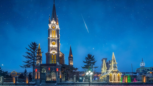 吉林天主教堂