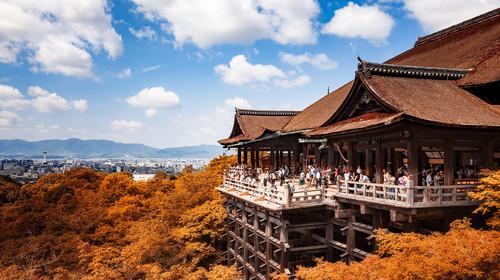 京都建筑风光