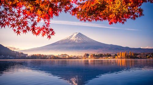 日本东京-富士山-镰仓5晚