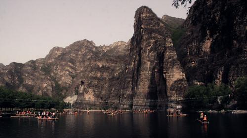 [中秋]野三坡百里峡+天河