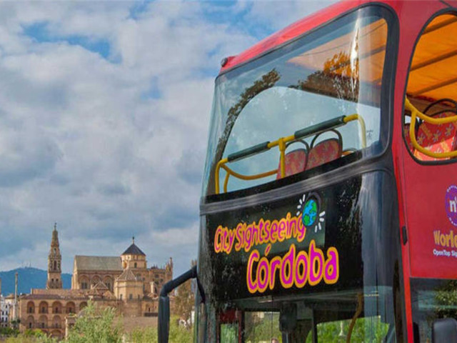 <西班牙 科尔多瓦随上随下观光巴士24/48小时通票(中文语音导览)>