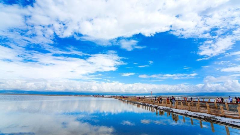 青海湖旅游塔爾寺茶卡鹽湖 祁連 西寧3天2晚游