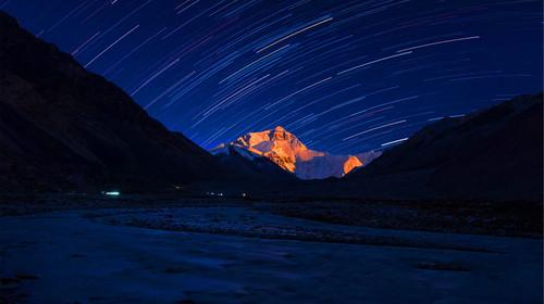 西藏拉萨-布达拉宫-羊湖