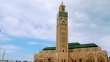 造型、墙壁、哈桑二世清真寺_12173